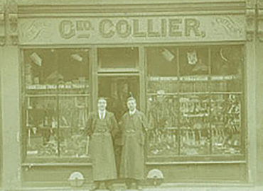 1905: Brothers in business