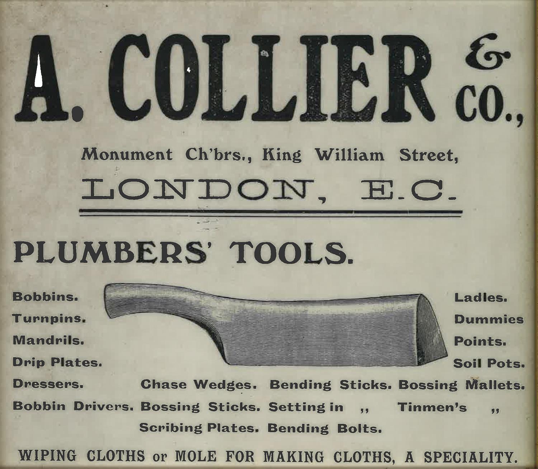 1908: First Branding