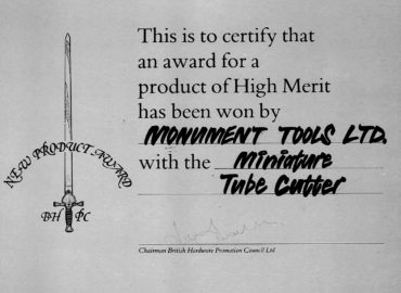 1982 – 84: Awards and patents