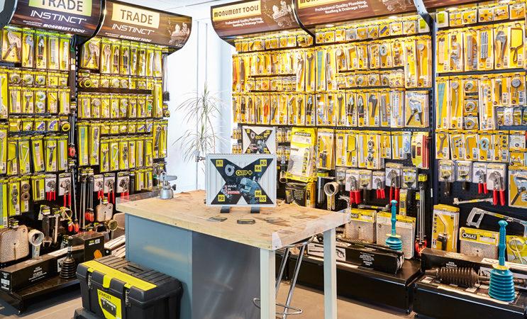 Training Centre & Plumbing Tools Showroom