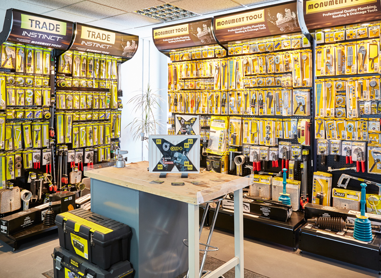 Training Centre & Plumbing Tools Showroom