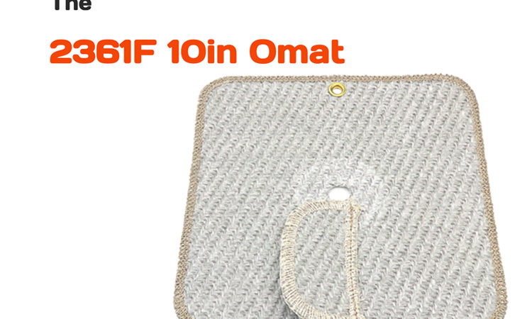 Plumbers Soldering Mat Patented Omat