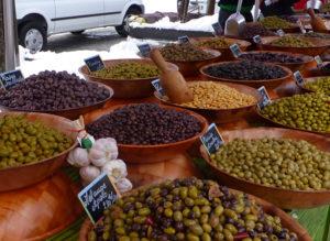 Chamonix olives