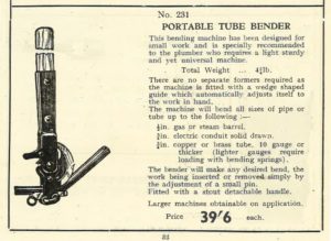 1930s Monument Catalogue Page